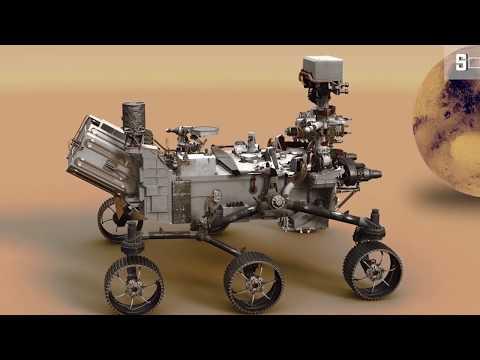 Mars-Mission: Nasa plant neue Rover-Landung für 2021