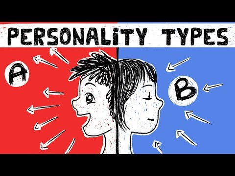 Type A Personalities vs Type B Personalities (Type D, Type T too!)