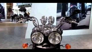 4. 2014 Triumph Rocket III Roadster Walkaround
