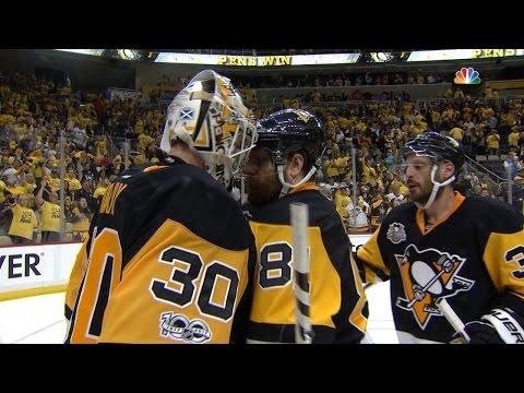 Video: NHL Playoffs Game 5: Penguins 7, Senators 0 highlights