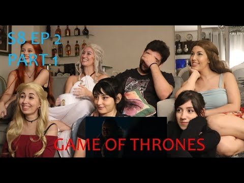 GAME OF THRONES ⚔️ A KNIGHT OF THE SEVEN KINGDOMS - S8 Ep2 - Part 1