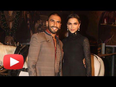 Deepika Padukone And Ranveer Singh's Secret Dinner