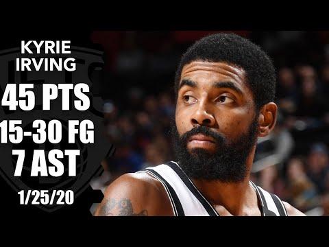 Video - NBA: Ασταμάτητοι οι Τζαζ, ΟΡΓΙΑ Ίρβινγκ στο Ντιτρόιτ - Όλα τα αποτελέσματα (videos)