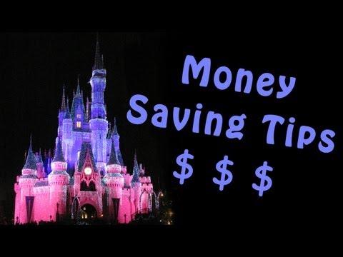 Save money at Disney World