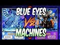 Download Video BLUE EYES CHAOS MAX DRAGON vs DARK MACHINES! (Yu-gi-Oh Competitive Deck Duel)