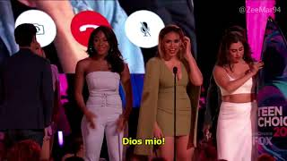 Fifth Harmony en los Teen Choice Awars 2017 (Sub-Español)