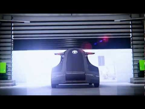 TOYOTA CONCEPT CAR - CARJAM TV - Subscribe Here Now http://www.youtube.com/carjamradio Like Us Now On Facebook: http://www.facebook.com/CarjamTV For The World's Best Car Videos W...