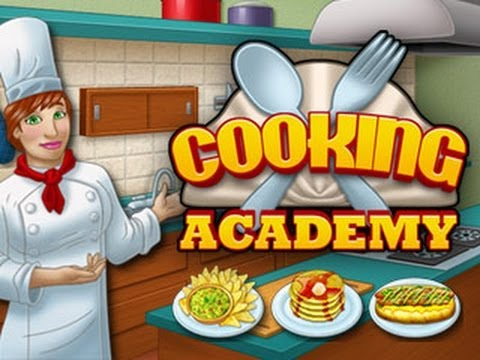 Cooking Academy [My Favorite Cooking Game] - First Start Gameplay Review [Mac Store]
