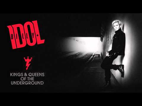 Tekst piosenki Billy Idol - Kings & Queens of the Underground po polsku