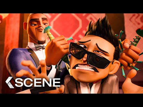 SPIES IN DISGUISE - First 4 Minutes Movie Preview (2019)