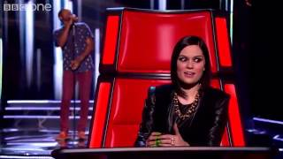The Voice UK 2013 - Matt Henry performs - Trouble - Blind Auditions