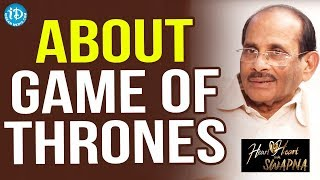 Video KV Vijayendra Prasad About Game of Thrones || Heart To Heart With Swapna MP3, 3GP, MP4, WEBM, AVI, FLV Juli 2018