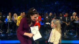 Melodifestivalen 2014 - Sigrid tar över showen (Melodifestivalen 2014 deltävling 2)