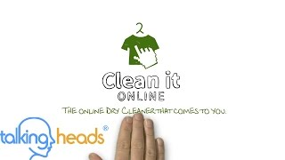 Whiteboard Video - Clean It Online
