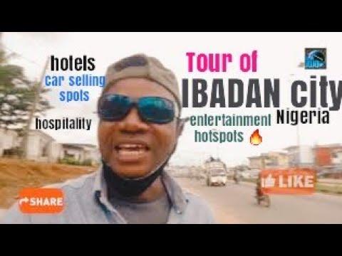 IBADAN CITY TOUR : BUSINESSES , HOSPITALITY & ENTERTAINMENT Hotspots Ibadan | Nigeria travel