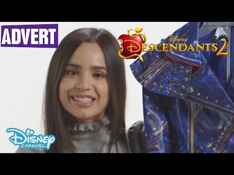 Descendants 2 | Unboxing with Sofia Carson #AD | Official Disney Channel UK