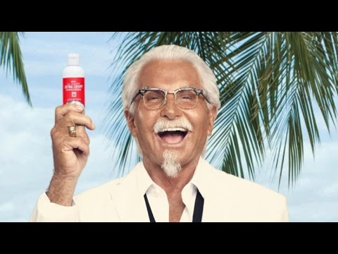 Who Doesn't Want to Smell Like KFC Extra Crispy Chicken?
