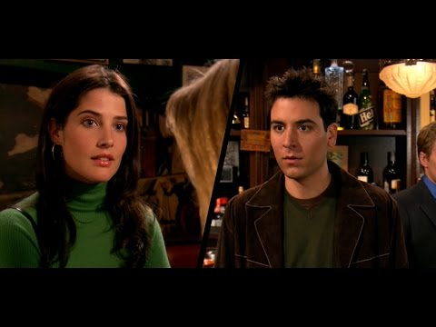 That was a signal [How I Met Your Mother 1x1]
