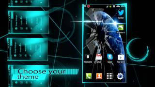 Crack Screen Live Wallpaper YouTube video