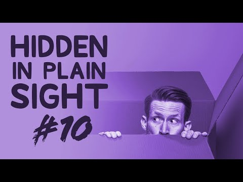 Can You Find Him in This Video? • Hidden in Plain Sight #10