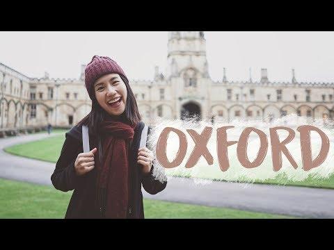 MayyR VLOG in UK #4 เที่ยว Oxford เกือบไม่รอดค่ะคุณ Part 2/2