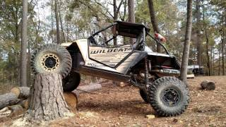 10. Lifted Wildcat X Limited SE on 32's !!! Ride through the Woods!!!