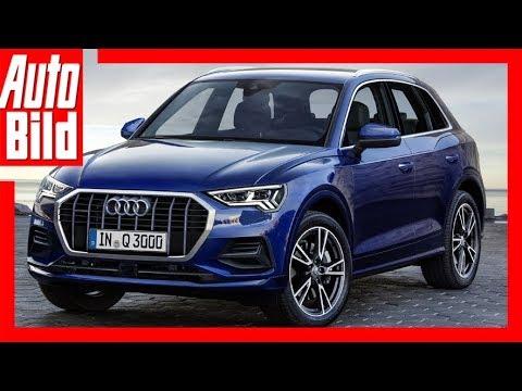 Audi Q3 - Zukunftsaussicht (2018) Erste Details / E ...