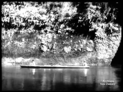 The Legend of the Wanganui River 1952