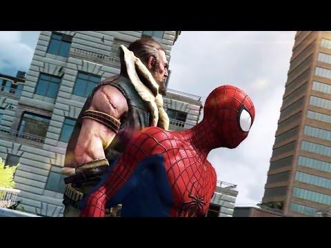 the amazing spider man 2 xbox one youtube