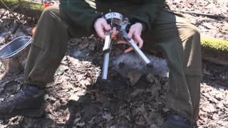 Горелка газовая Fire-Maple FAMILY FMS-108