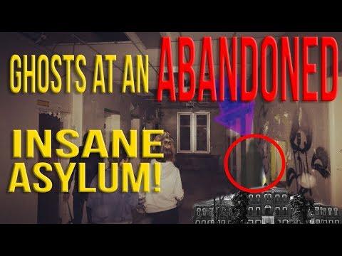 EXPLORING AN ABANDONED INSANE ASYLUM (CENTURY MANOR)