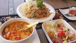 Gourmet Report:Thai Food Miyoshi グルメレポート お得なランチセット อาหารไทย
