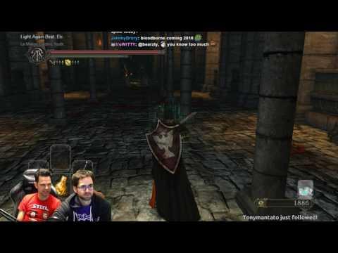 Lobro plays Dark Souls II (Pt. 30) (видео)