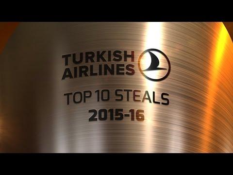 #FANSCHOICE Top 10 Steals