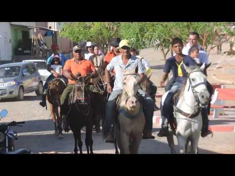 Missa de vaqueiro em Olho d'água do Casado - Alagoas 2008