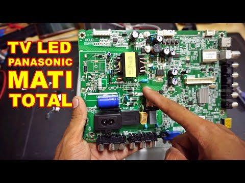 TV LED Panasonic Mati Total - VLOG108