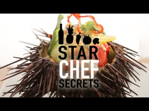 chef secrets - Chef John Rivera Sedlar ups-the-ante on traditional Latin foods from blistered peppers to shrimp ceviche to a blow-you-away sea urchin creation. As the found...