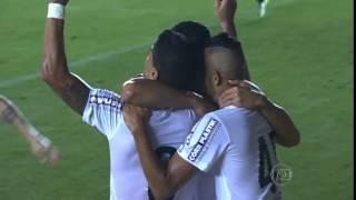 O Santos FC segue invicto no Paulistão Itaipava 2015. O Peixe venceu o Palmeiras por 2 a 1 pela nona rodada do Estadual. Com gols de Renato e Ricardo ...