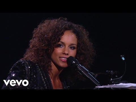 Alicia Keys - Trouble Man (Piano & I: AOL Sessions +1)