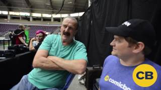 Jake The Snake Roberts Wants To Be A Supervillain by Comicbook.com