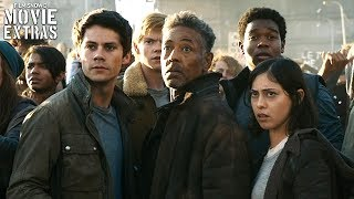 Nonton Maze Runner  The Death Cure Release Clip Compilation   Final Trailer  2018  Film Subtitle Indonesia Streaming Movie Download
