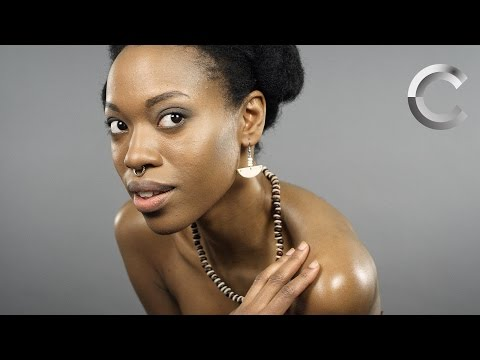 100 Years of Beauty in 1 Minute Kenya