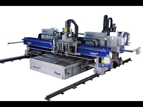 Messer Cutting Systems Introduces The New TMC4500 DB