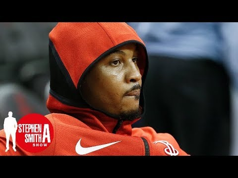 Video: Is it time for Carmelo Anthony to retire? | Stephen A. Smith Show