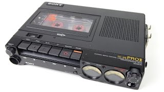 Originally an expensive tool for professionals, old cassette field recorders are a good option for people looking for a high quality compact deck.The ebay links below will reveal if there are any TC-D5s on ebay Sony TC-D5UK http://ebay.to/2pNhC4KUS http://ebay.to/2pcZe3hDE http://ebay.to/2qLoYF8CA http://ebay.to/2q6np8rAU http://ebay.to/2pHxJCBNL http://ebay.to/2p3WwSlAlternatively these links will look for my second recommendation - the Marantz PMD430 (US) or CP430 (UK)UK http://ebay.to/2qLygktUS http://ebay.to/2pNHY8BDE http://ebay.to/2qzGHTyCA http://ebay.to/2pNaZj1AU http://ebay.to/2qzyQW3NL http://ebay.to/2pHmyJOI've also put together a list below of some alternative models that might be worth looking into...I'm sure there's plenty of others too.JVC-KD2JVC KD-1635 JVC KD-1636Marantz/Superscope CD 330Nakamichi 550Teac PC-10Technics RS-686 DSPhilips D-6920Sony TC-D5Uher CR-240That Tascam Deck I mentioned at the end is currently on pre-order at B&H Photo: https://bhpho.to/2pWDfBiNote - It does look like a not-so-cheap yet nasty cash-in. You should read this thread about it on tapeheads before making a decision. http://www.tapeheads.net/showthread.php?t=56419The cassette used in the video can be purchased from here:http://eox.no/product/retro-grooves-vol-1/The song used in the video is this: https://soundcloud.com/eox-studios/ode-to-hanna-remix -------------SUPPORT---------------This channel can be supported through Patreon https://www.patreon.com/techmoanPatrons usually have early access to videos---------------SUBSCRIBE------------------ http://www.youtube.com/user/Techmoan?sub_confirmation=1-------THANKS TO -------Jerobeam Fenderson for the intro animation: http://oscilloscopemusic.com/----------Outro Music-----------Over Time - Vibe Tracks https://youtu.be/VSSswVZSgJw-----INFO----Links are affiliated where possible.CORRECTION: The headphone jack is 6.3mm not 6.5mm. The people who already know this know this - the ones that don't don't care.