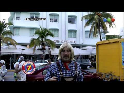 Jurgen en Miami Beach - Peligro Sin Codificar