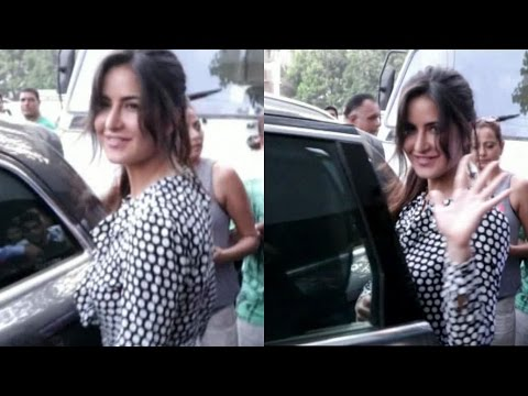 Katrina Kaif  Spotted At Life & Style