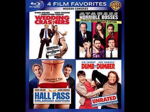 Opening To Hall Pass 2011 Blu-Ray (2013 Reprint)