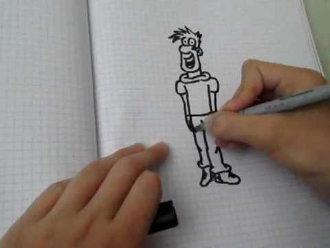 Comics zeichnen leicht gemacht! #01 [NFshowTV]