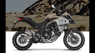2. 2019 Ducati Multistrada ENDURO PRO Specifications | Top Speed